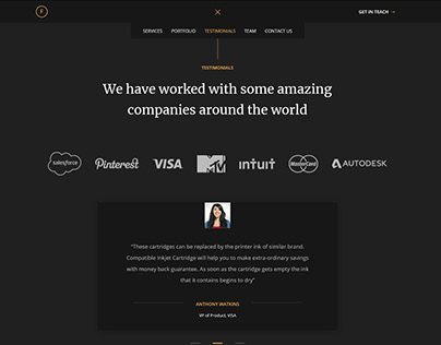 FutureBox - Developed With Custom JS