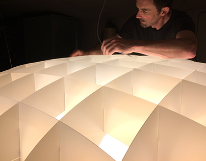 Layer Pendant Light