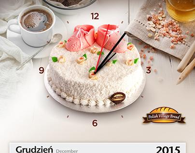 Dm2 calendar design