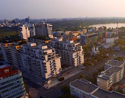 One Herastrau Plaza- Video