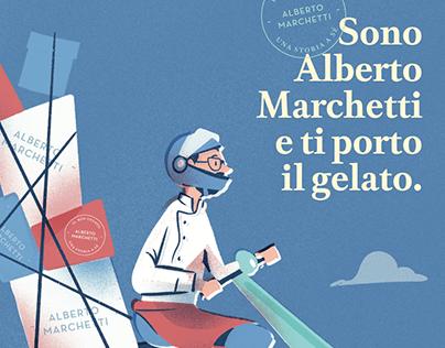 Alberto Marchetti - poster delivery