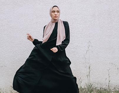 Styled Photoshoot - Modesty Abaya