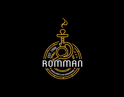 Romman Logo