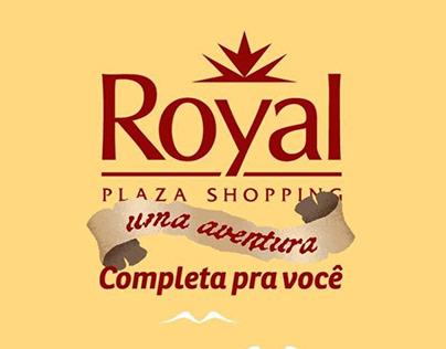 Aventura Pirata - Royal Plaza Shopping