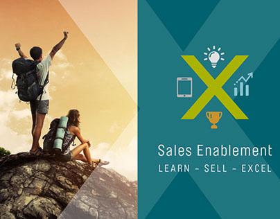 Amdocs / Sales Enablement Team Branding