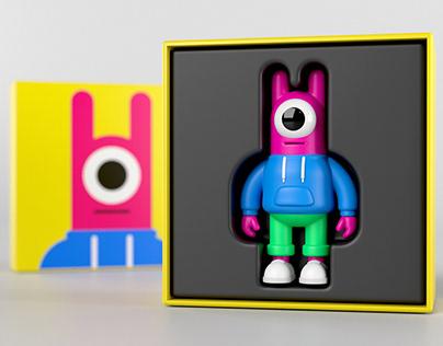 [DOM] Art Toy design
