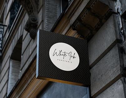 White Ink Papeterie - Stationery Brand Website Branding