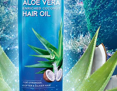 Parachute Aloe Vera Hair Oil