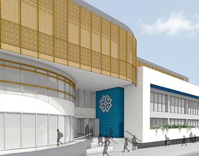 2018 - IMSA School - Auburn - with PMDL Architecture -
