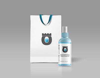 Aqua Fort   Corporate Identity