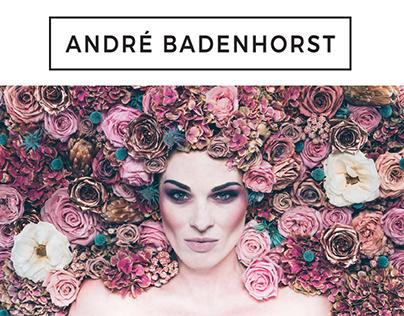Andre Badenhorst - HTML5 website
