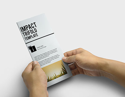 Inpact Trifold Template