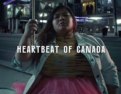 Destination Canada - Heartbeat of Canada