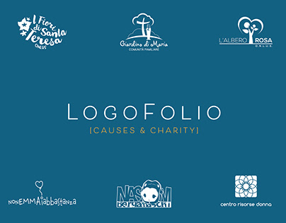 "LogoFolio ""Causes & Charity"""