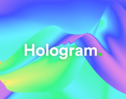 Colorpong.com - Hologram. vector bundle