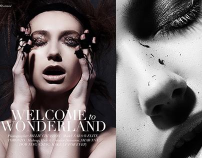 Welcome to Wonderland | Mod Magazine