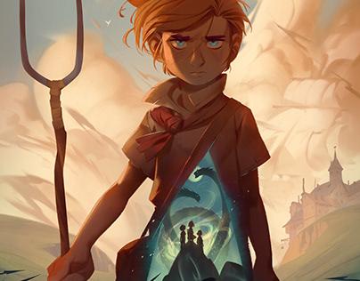 Wingfeather Saga Cover Series