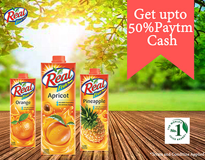Dabur's Real Fruit Juice Ad Campaign