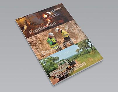 Hummingbird Resources plc 2017 Annual Report