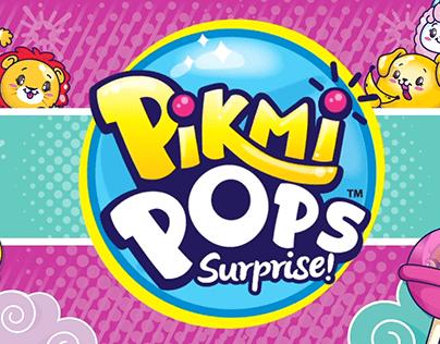 PIKMI POPS Surprise Episodes