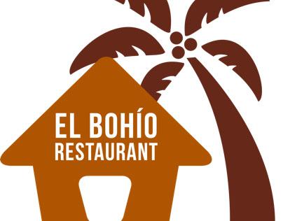 El Bohío Logo Concept