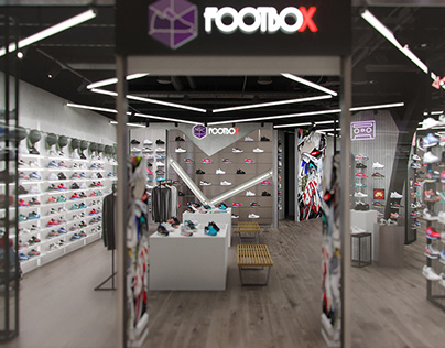 Footbox store project
