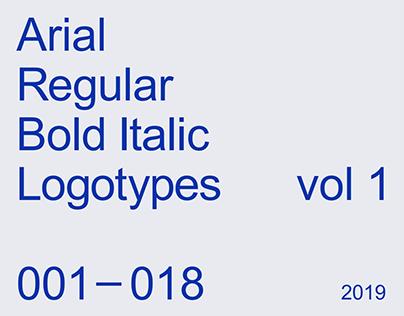 Arialogos 001–018
