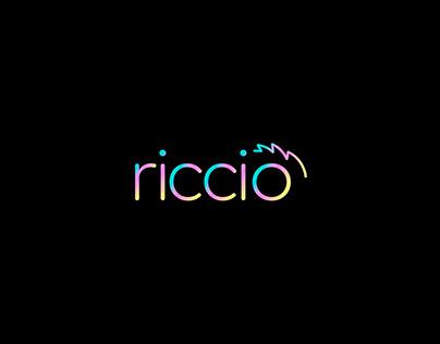 "Логотип для бренда одежды ""Riccio"""