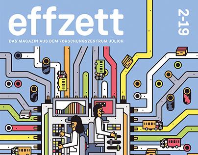 Effzett Magazin / 2019