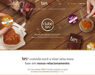 Clube Escolha TRES