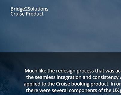 Bridge2Solutions Cruise Product