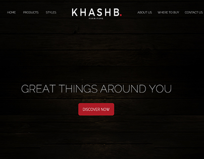 KHASHB - Furniture Agency