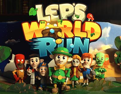 Lep´s World Run