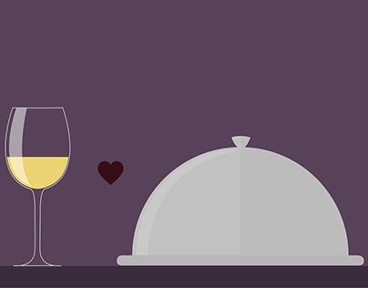 Moscato Wine Pairing Illustrations