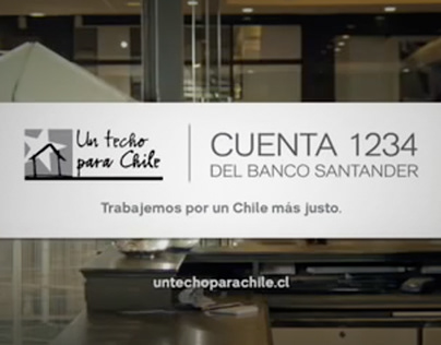 Un Techo para Chile - Colecta