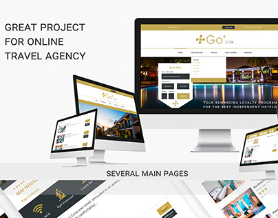 Great project for online travel agency