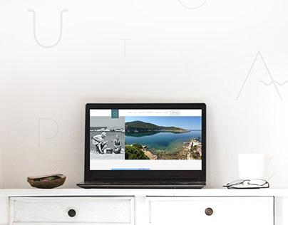 Utopia suites Branding & Website