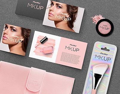Panvel Make Up • Branding