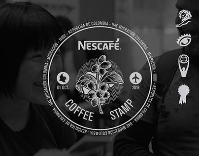 Nescafé® - Coffee Stamp