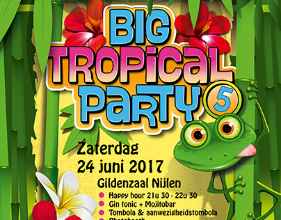 Big Tropical Party