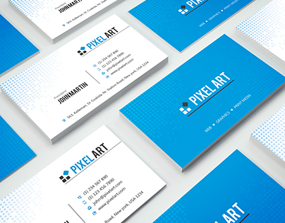 Pixel Art Business Card_048