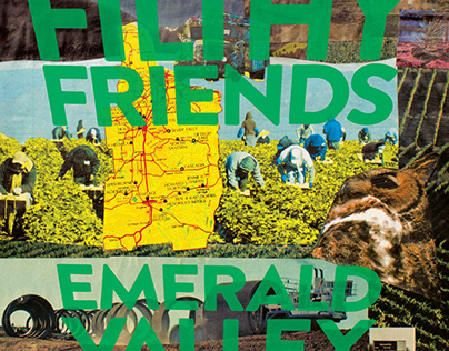 Filthy Friends 'Emerald Valley'