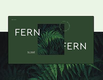 plant.studio / UI / 2019