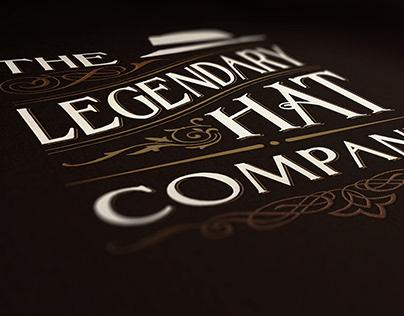 The Legendary Hat Company - Branding