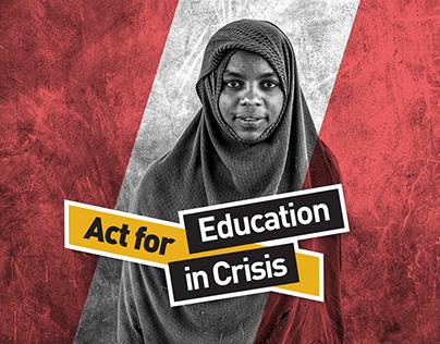 Education Cannot Wait Campaign