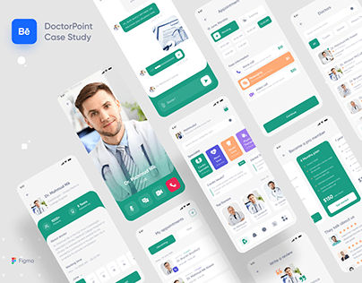 DoctorPoint - Doctor Consultant App