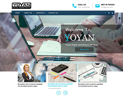 Web Design Demo