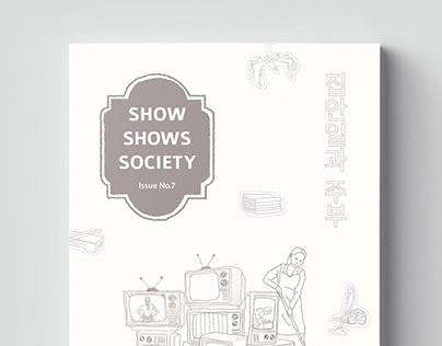Show shows society (society magazine)
