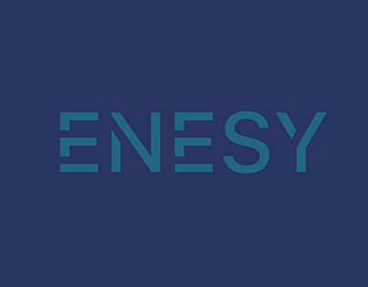 Brand identity for ENESY