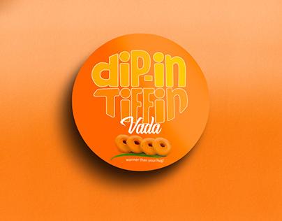 DipinTiffin - Packaging & Branding